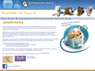 MT Pleasant Pet Service | Boarding