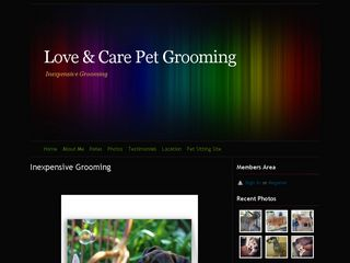 Love & Care Pet Grooming Mt Pleasant