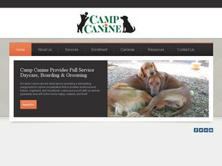 Camp Canine | Boarding