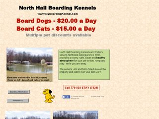 North Hall Kennels | Boarding