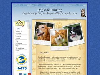 DogGone Running | Boarding