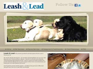 Leash and Lead | Boarding