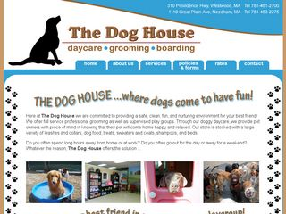 Dog House Needham
