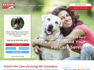 Fetch! Pet Care New Albany | Boarding