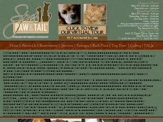 Spa Paw & Tail Premier Pet Resort New Berlin