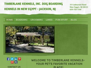 Photo of Timberlane Kennels in New Egypt