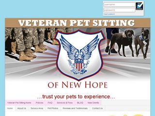 Veteran Pet Sitting | Boarding