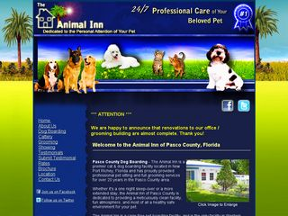 A Animal Inn New Port Richey | Boarding