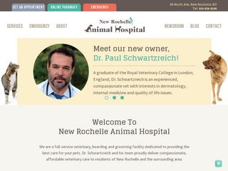 New Rochelle Animal Hospital | Boarding