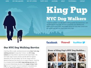 King Pup | Boarding
