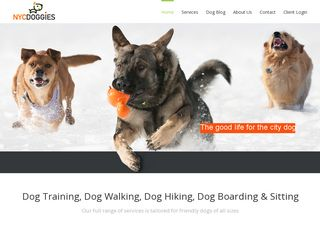 NYC Doggies | Boarding