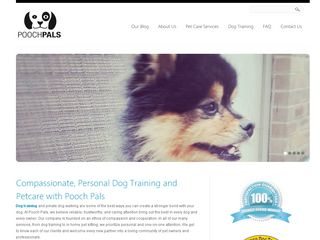 Pooch Pals Pet Care New York