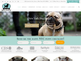 New York Dog Nanny New York