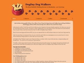 Dogday Dog Walkers | Boarding