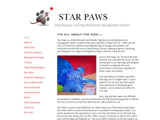 Star Paws | Boarding