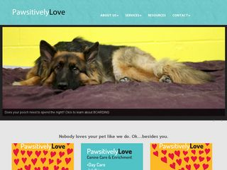 Pawsitively Love | Boarding