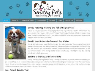 Smiley Pets New York