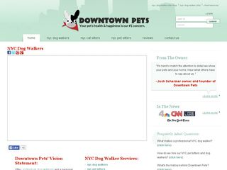 Downtown Pets | Boarding