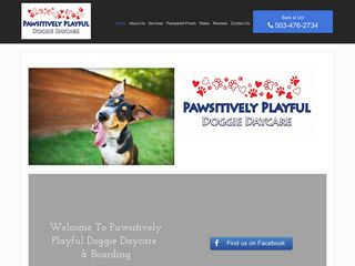 Pawsitively Playful Doggie Daycare & Boarding | Boarding