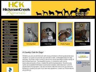 Hickman Creek Kennel LLC | Boarding