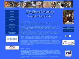Furry Friend Pet Sitting | Boarding