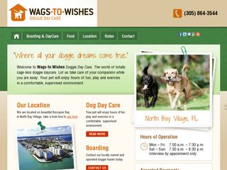 Wags To Wishes North Bay Village