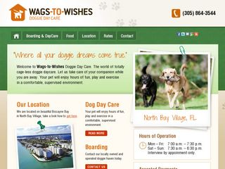 Wags to Wishes Doggie Day Care | Boarding