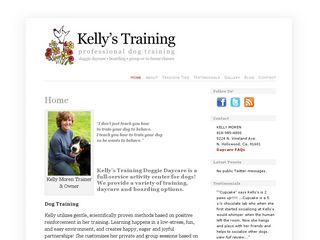 Kellys Training And Doggie Daycare | Boarding
