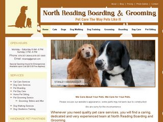 North Reading Boarding And Grooming | Boarding