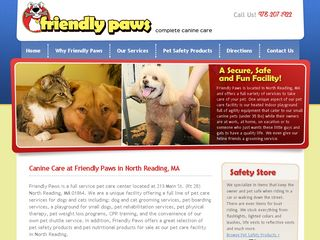 Friendly Paws LLC | Boarding