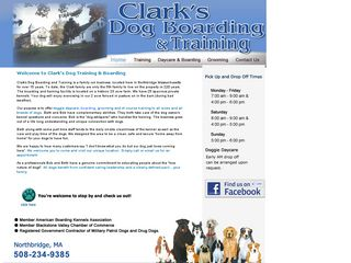 Clarks Dog Kennel | Boarding