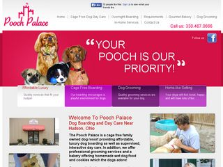 Pooch Palace Northfield