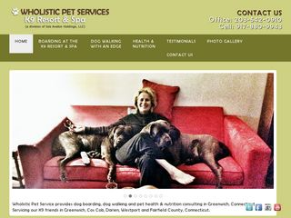 Wholistic Pet Service | Boarding