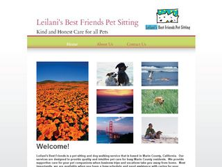Leilanis Best Friends Pet Sitting and Dog Walking Novato