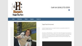 Harper's Doggie Daycare O'Fallon