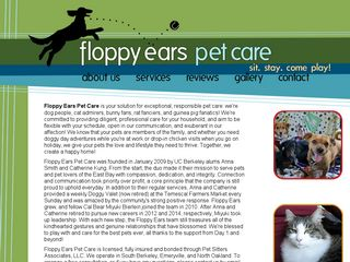 Floppy Ears Pet Care Oakland