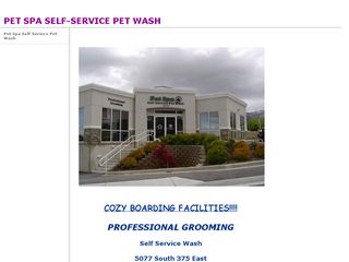 Pet Spa Boarding & Grooming Ogden