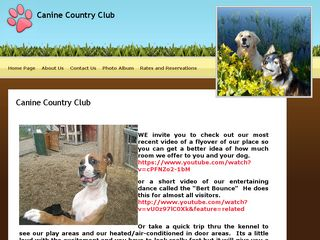 Canine Country Club Ogden