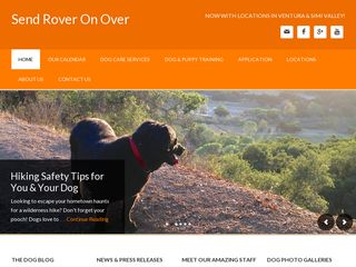 Send Rover on Over Ojai