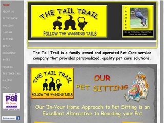 The Tail Trail | Boarding