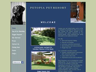 Petopia Pet Resort Orange