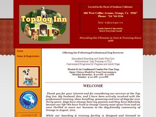 Top Dog Inn | Boarding
