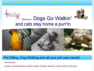 Dogs Go Walkin | Boarding