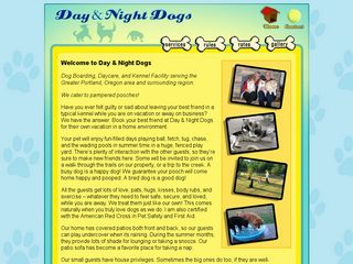 Day Night Dogs | Boarding