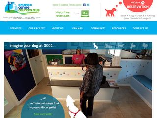 Orlando Canine Country Club | Boarding
