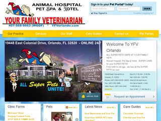 Your Family Veterinarian | Boarding