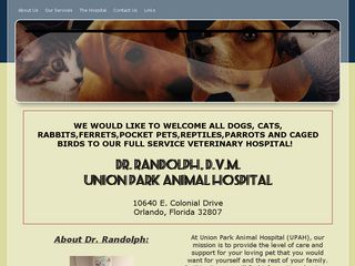 Union Park Animal Hospital | Boarding