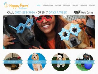 Happy Paws Pet Resort Orlando