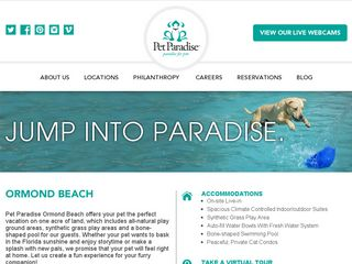 Pet Paradise Resort Ormond Beach | Boarding