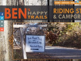 Bens Happy Trails Horsemans | Boarding